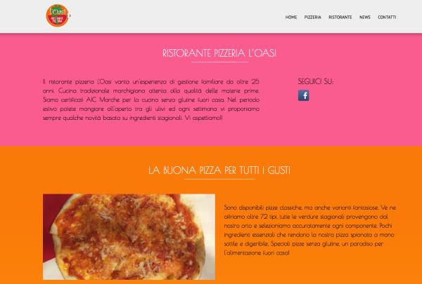 Ristorante pizzeria l'Oasi