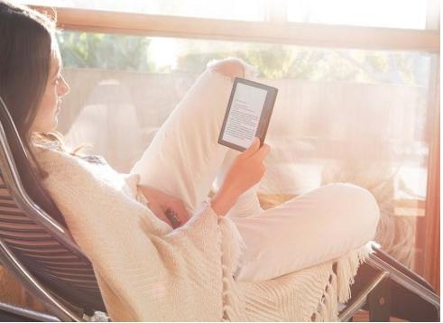 Novità in casa Amazon – Nuovo Kindle Oasis