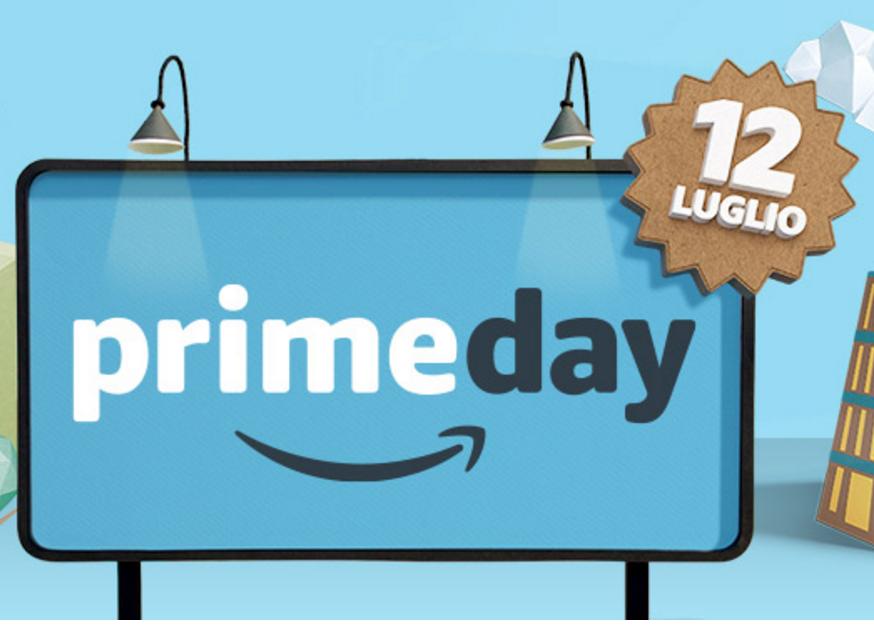 Domani pioggia di offerte su Amazon