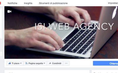 Facebook inserisce i video nella copertina delle pagine